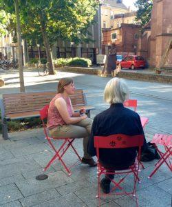 Tischgespräch im Jacobiviertel (2)